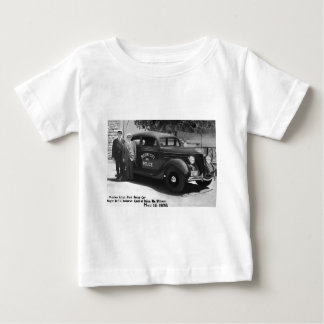 Marine City's First Police Car Infant T-shirt