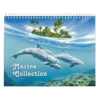 Marine Collection Calendar