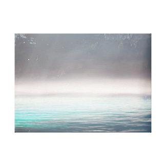 marine collection. Greece Canvas Print