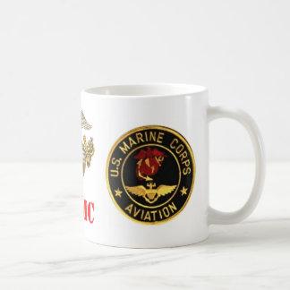 MARINE CORPS AVIATION COFFEE MUG