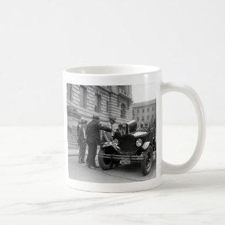 Marine Corps Car: 1926 Coffee Mug