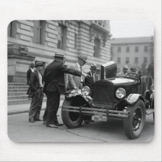 Marine Corps Car: 1926 Mouse Pad