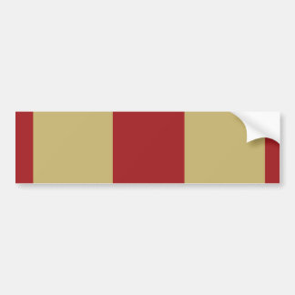 Marine Corps Expeditionary Military Ribbon Bumper Bumper Sticker