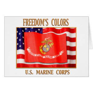 Marine corps cards greeting photo cards zazzle marine corps greeting card bookmarktalkfo Gallery