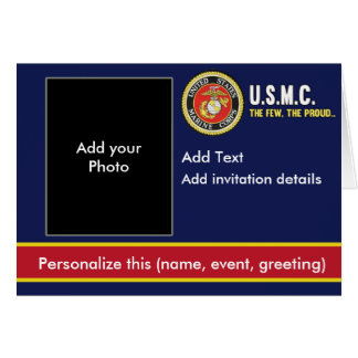Marine Corps Invitation