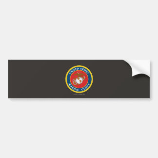 Marine Corps Seal 1 Bumper Sticker