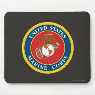 Marine Corps Seal 1 Mouse Pad