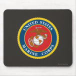 Marine Corps Seal 1 Mousepads
