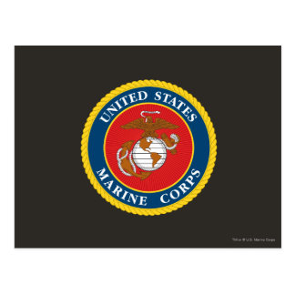 Marine Corps Seal 1 Post Cards