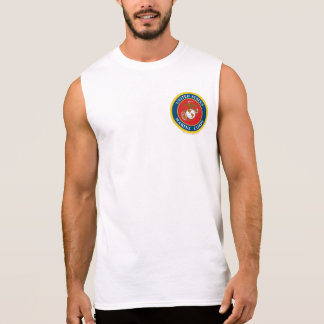 Marine Corps Seal 1 Sleeveless Shirt