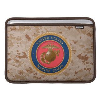 Marine Corps Seal 2 MacBook Air Sleeve