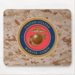 Marine Corps Seal 2 Mouse Pads
