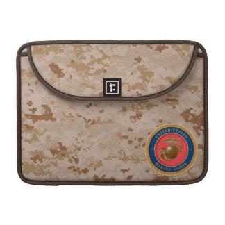 Marine Corps Seal 2 Sleeve For MacBooks