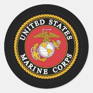 Marine Corps Seal Sticker