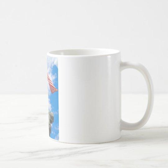 Marine Corps War Memorial Coffee Mug