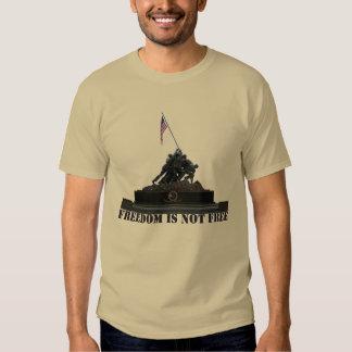 Marine Corps War Memorial T Shirt