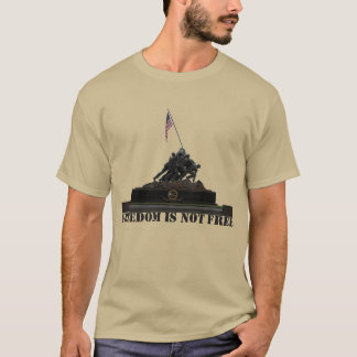 Marine Corps War Memorial T Shirt