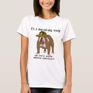 Marine DI Bulldog T-Shirt
