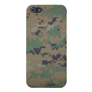 Marine Digital iPhone 5 Cover