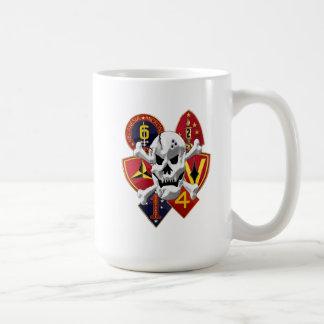 Marine Division Recon Mug