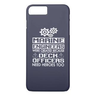 MARINE ENGINEERS iPhone 7 PLUS CASE