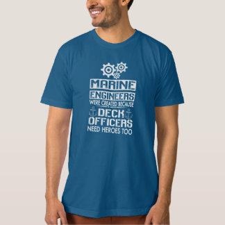 MARINE ENGINEERS T SHIRT