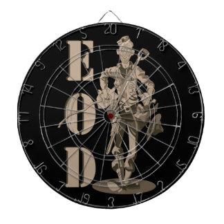 Marine EOD tech Dartboard