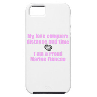 Marine Fiancee Love Conquers iPhone 5 Covers