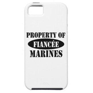 Marine Fiancee Property iPhone 5 Covers