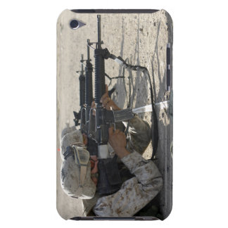 Marine fires their M16A2 service rifles Barely There iPod Cover