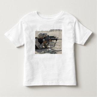Marine fires their M16A2 service rifles Toddler T-shirt