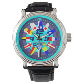 Marine Flags Port Richman Yachting Nautical Watch