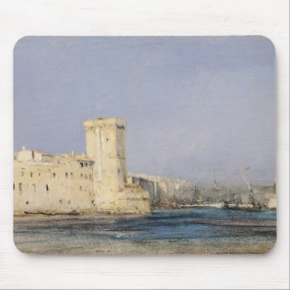 Marine Fortress, 19th century Mouse Pad