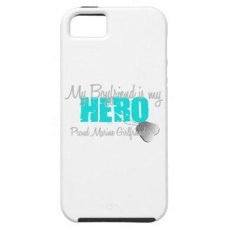 Marine Girlfriend Hero iPhone 5 Cases