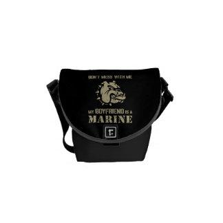 Marine Girlfriend Messenger Bag