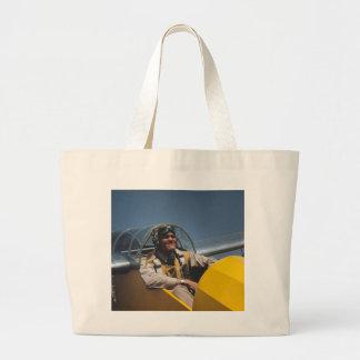 Marine Glider Pilot, 1942 Large Tote Bag
