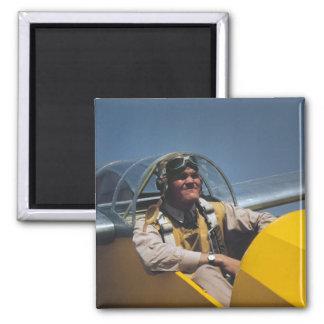 Marine Glider Pilot, 1942 Magnet