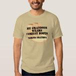 Marine Grandma wears DCB Shirts