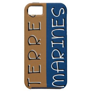 Marine grounds iPhone SE/5/5s case