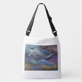 Marine Habitat Crossbody Bag