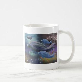 Marine Habitat Coffee Mugs