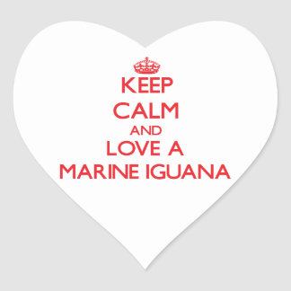 Marine Iguana Stickers