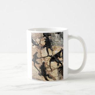 Marine Iguanas, Islas las Plazas, Galapagos Coffee Mug