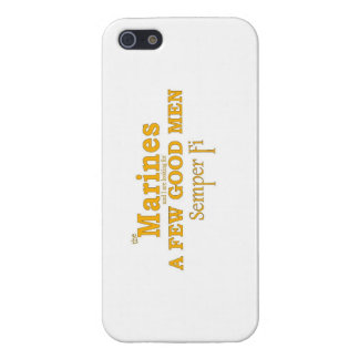 Marine iPhone cawe iPhone SE/5/5s Case