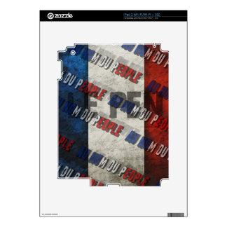 Marine Le Pen Skin For iPad 2