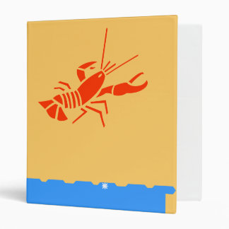 marine life binder
