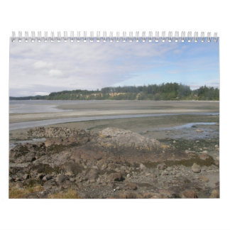 Marine life calendar