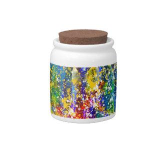 Marine Life Candy Jars