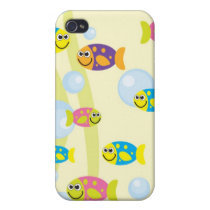 Marine Life Fish iPhone 4 Case