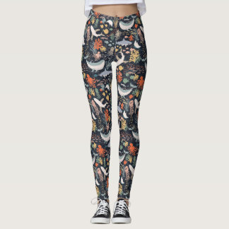 Marine Life Leggings